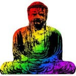 rainbow buddha 2